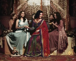Colorful Banarsi Sarees
