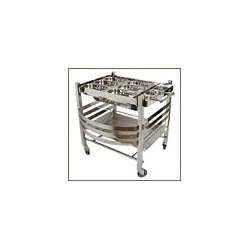 Snack Serving Trolley