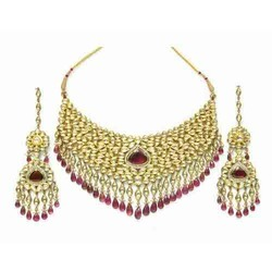 Kundan Polki Necklace Sets