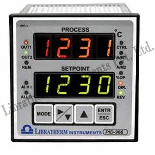 Micro Controller Based PID Temperature Process Controller