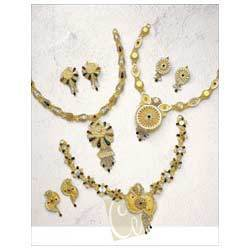 Calcutta Jewellery Set