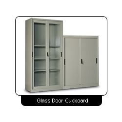 Glass Door Cupboard