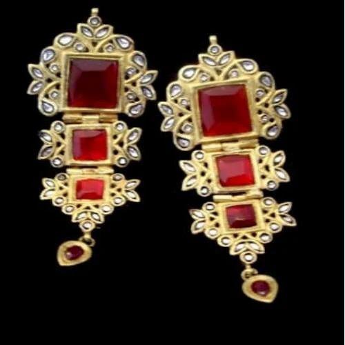 Kundan, Jadau and Meenakari Jewellery