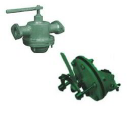 Manual Abrasive Metering Valves