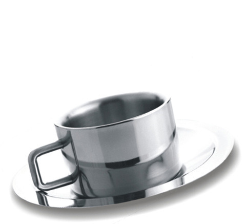 Doubled Walled Tea Cup