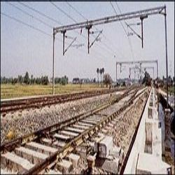 Railway Electrification Structure