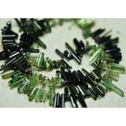 Green-Blue Tourmaline Stick