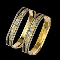 Designer Gold Kangan