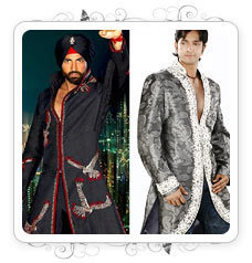 Sherwani (Singh Is King)