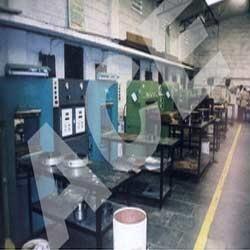 Rubber Molding Press Line