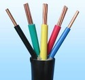pvc insulated flexible single core wire