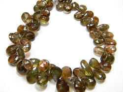 Andalusite+Faceted+Pear+Briolettes