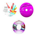 Label Printing on CD and DVD Media