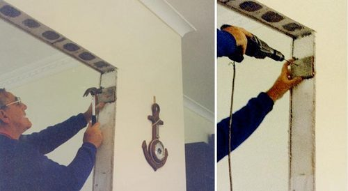 Door Frame Fixing Services