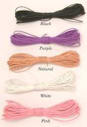 Cotton Cords In Various Sizes For Paper Bags