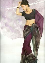 Indian Chanderi Saree