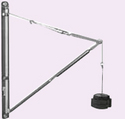 wall jib crane