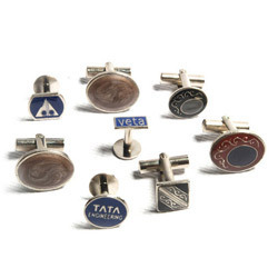 Cufflink for shirt manufacturer