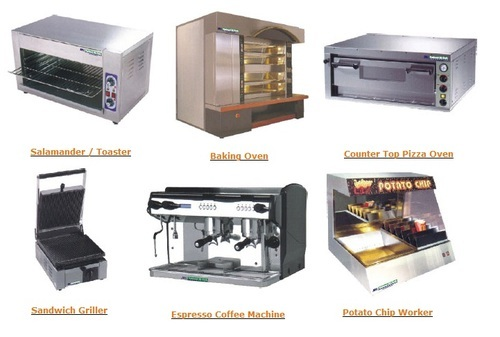 Bakery And Confectionery Equipment Pantry Equipments