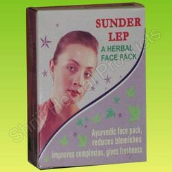 Sunder Lep- Herbal Face Pack