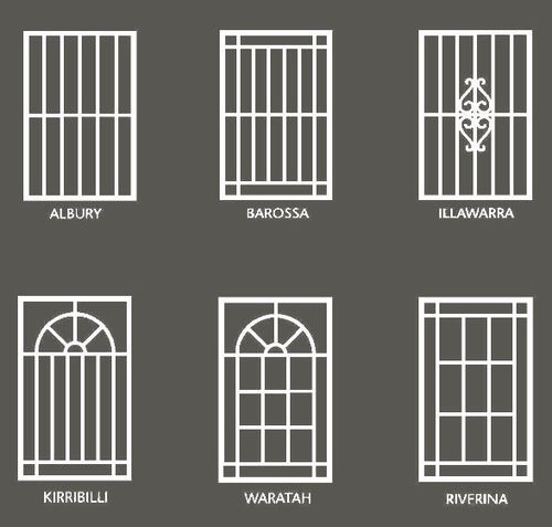 Window Security Grills View Specifications Details Of