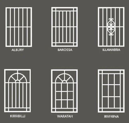 Window Grill Design Catalogue