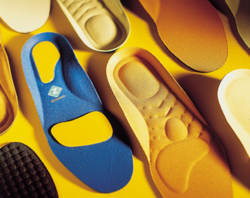 Thermoshaped Insoles