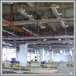HVAC Air Ducting