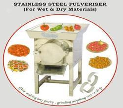 Multipurpose Stainless Steel Pulverizer