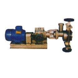 Process, Sewage & Dousing Pumps