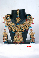 Heavy Jadau Necklaces