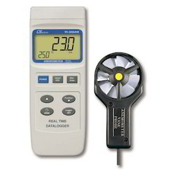 Data Logger Anemometer