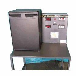 Vapour Absorption Refrigeration Test Rig