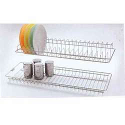 Glass Tray Racks