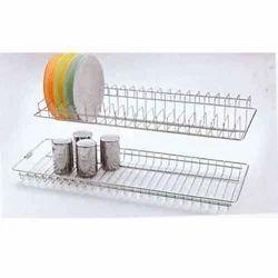Glass Tray Racks
