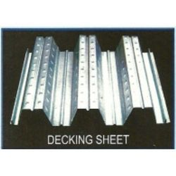 Decking materials roof decking material thickness for Timber decking thickness