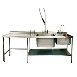 Commercial Sink Unit
