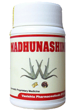 Madhunashini (Anti Diabetic Capsules)
