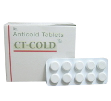 CT-COLD TAB.