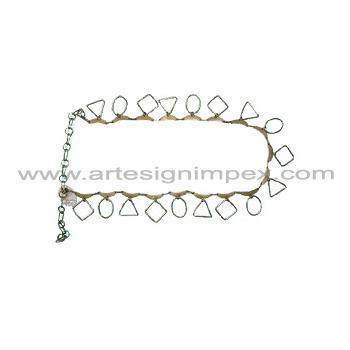 Geometrical Shapes Belt