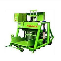 Hydraulic Block Making Machines