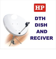DTH Dish and Receiver