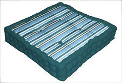 Woven Box Cushion