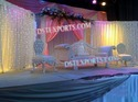 Asian Wedding Pearl Furniture Set