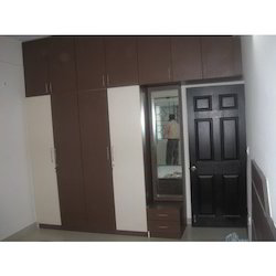 Master Bed Room Wardrobe (Closed)