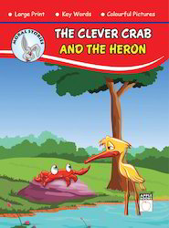 The Clever Crab And The Heron