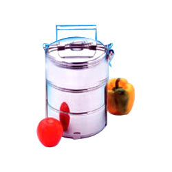 Stainless Steel Tiffin Food Carrier