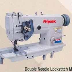 Double Needle Stitching Machine