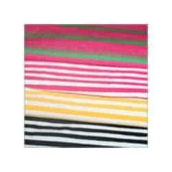 Yarn Dyed Stripe Knitted Fabric