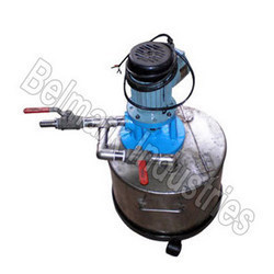 Ink Circulating Pump With Flame Proof Motor
